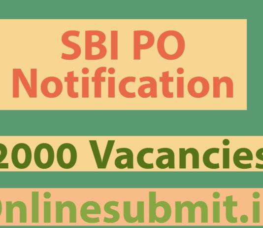 SBI PO 2020