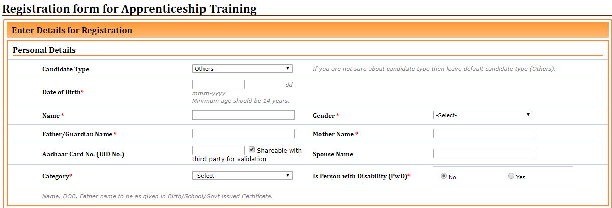 ncvt mis apprenticeship registration form