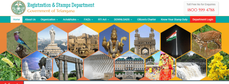 IGRS Telangana EC Search