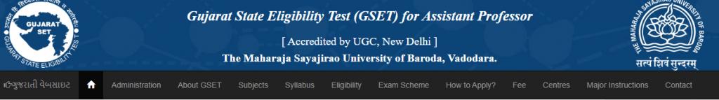 Gujarat SET 2021